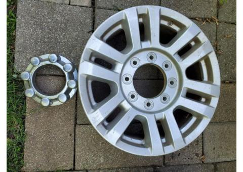 18 in Ford tire rims