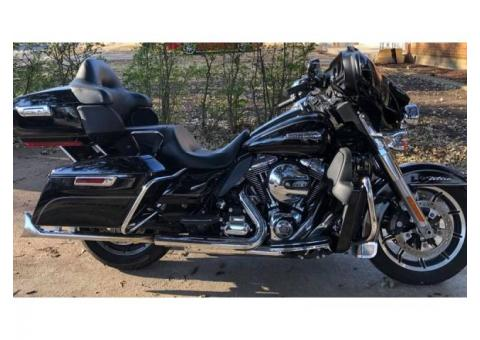 2016 Harley Davidson ultra low rider classic